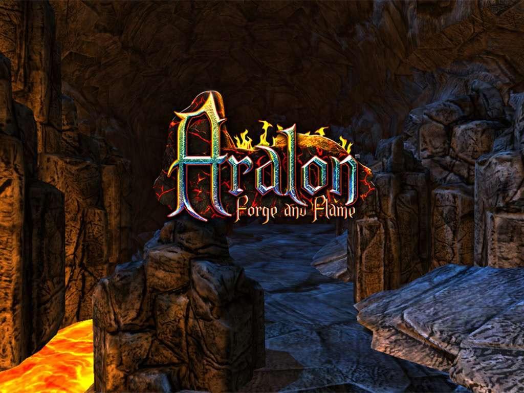 Aralon Forge Flame 01