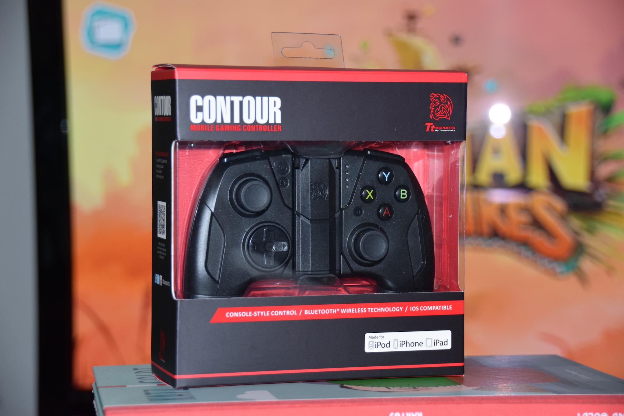 Contour Controller 01