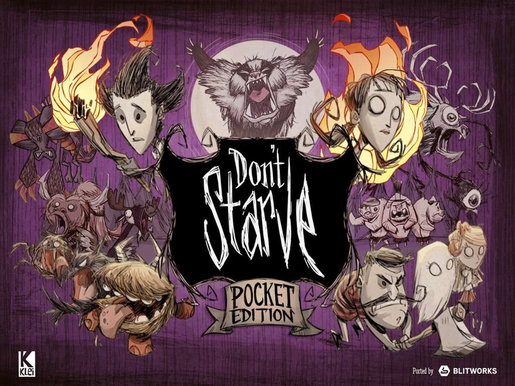Test: Don't Starve: Pocket Edition (Video) – Stromstock