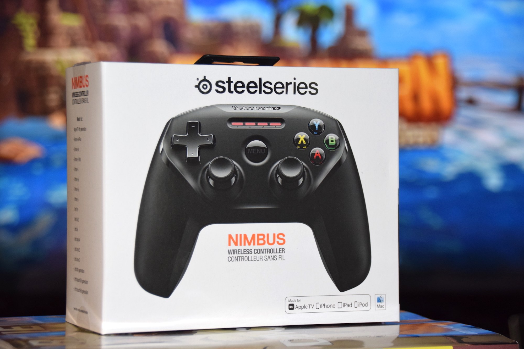 Steelseries Nimbus 01