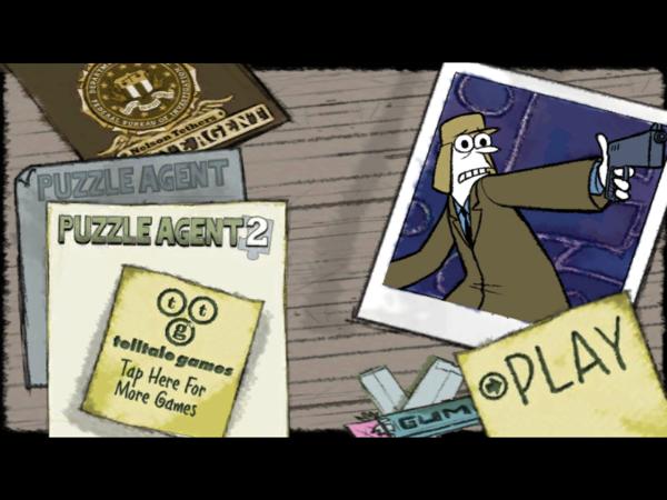 Puzzle agent 01